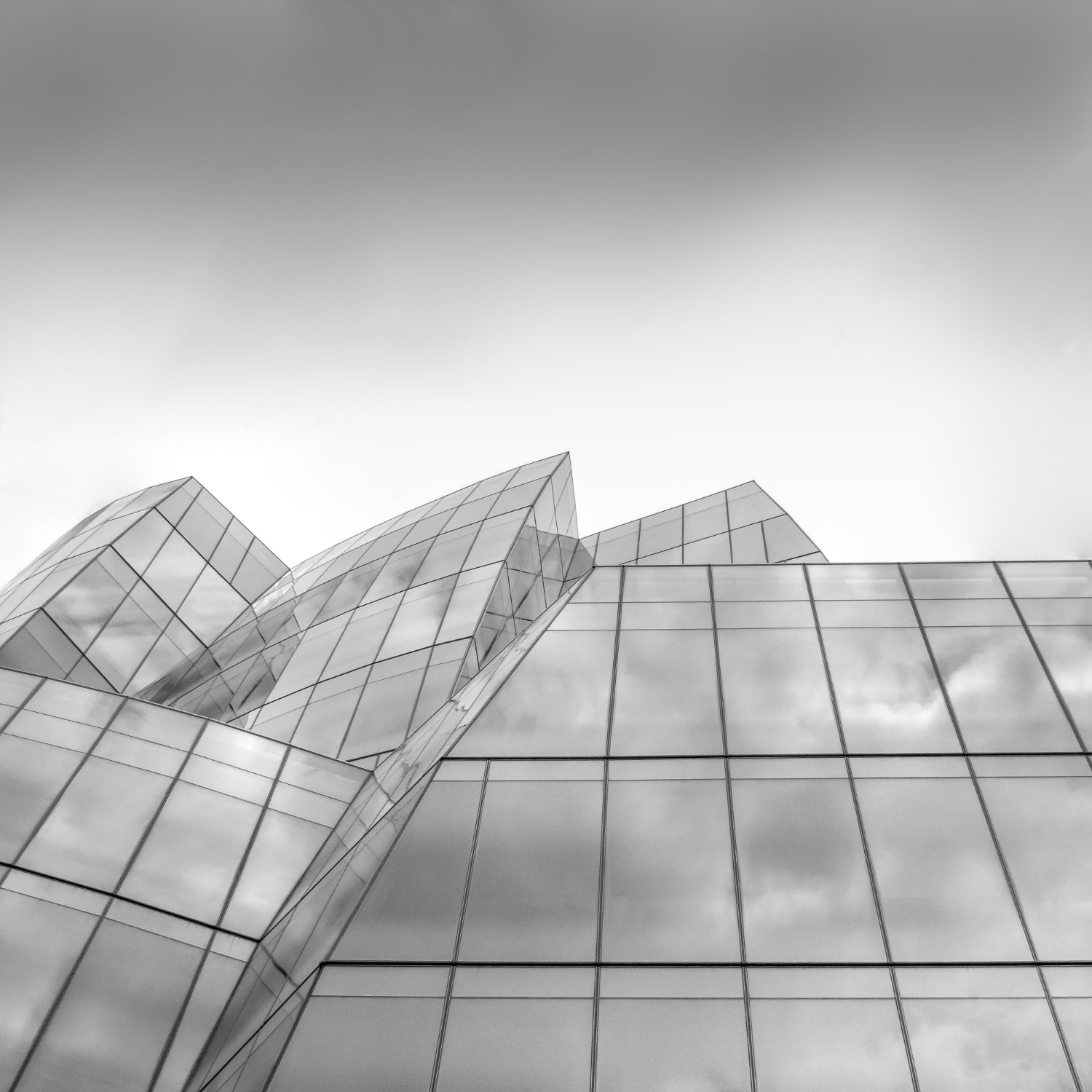 reflections – IAC Building NYC